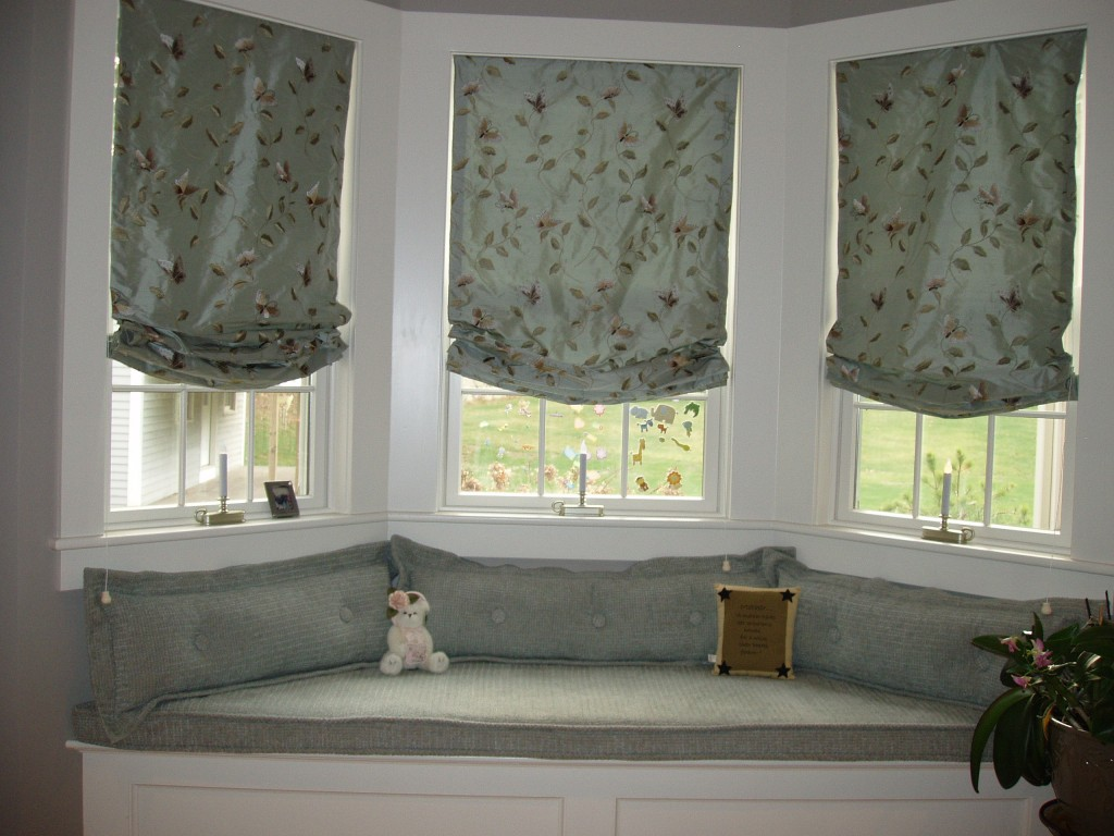 window seat cushions add warmth to a home
