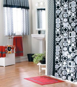 Shower Curtains That Make a Splash | Sewinit'
