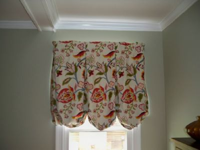 Balloon Valance