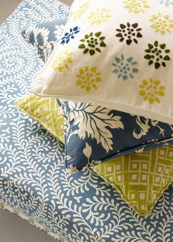 fabric coordination